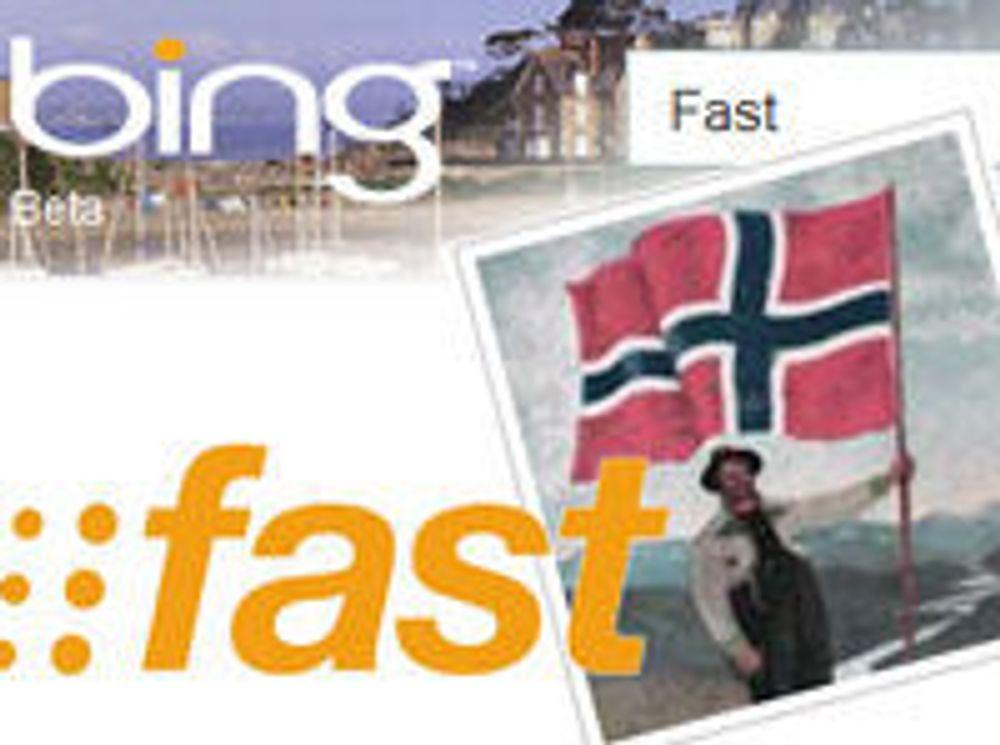 Bing får norsk «u-hjelp»