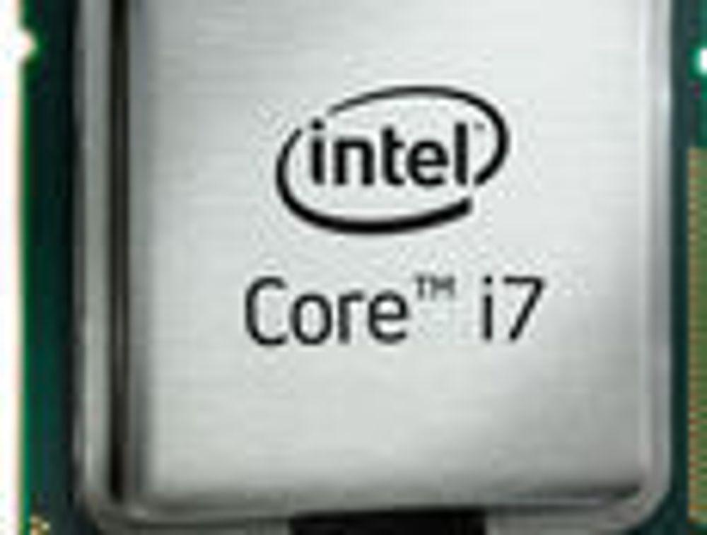 Nye toppmodeller fra Intel