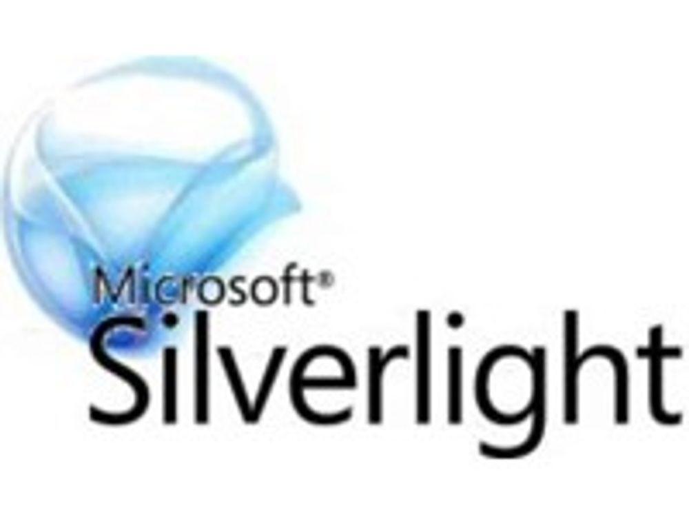 Silverlight 3 kommer til sommeren