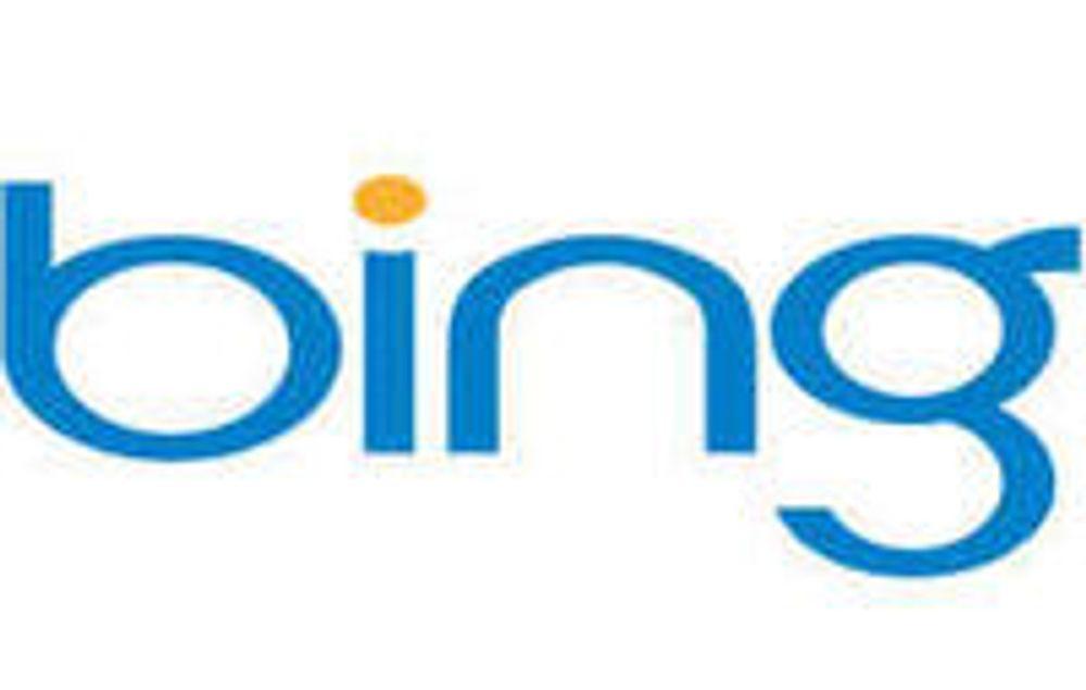 Gjett hva Bing egentlig betyr
