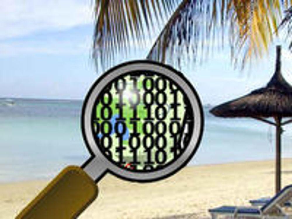 Kartlegger karibisk øy med kronerulling