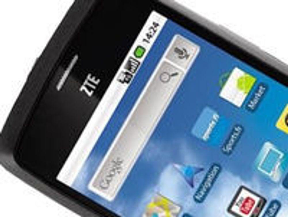 Android inntar tronen hos NetCom