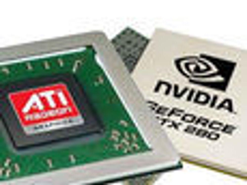 Nvidia taper stort i grafikkmarkedet