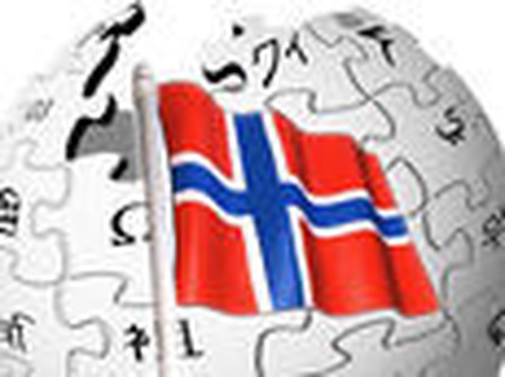 Norge verdensmester i Wikipedia