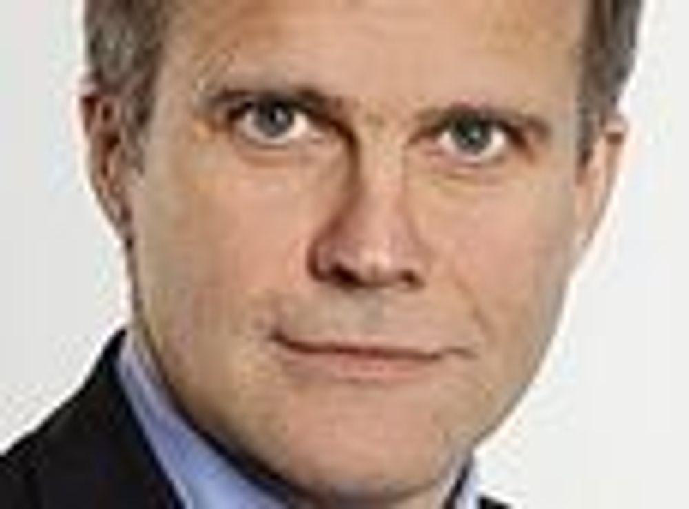 Konsernsjef Helge Lund i Statoil blir norsk bidrag til Nokia.