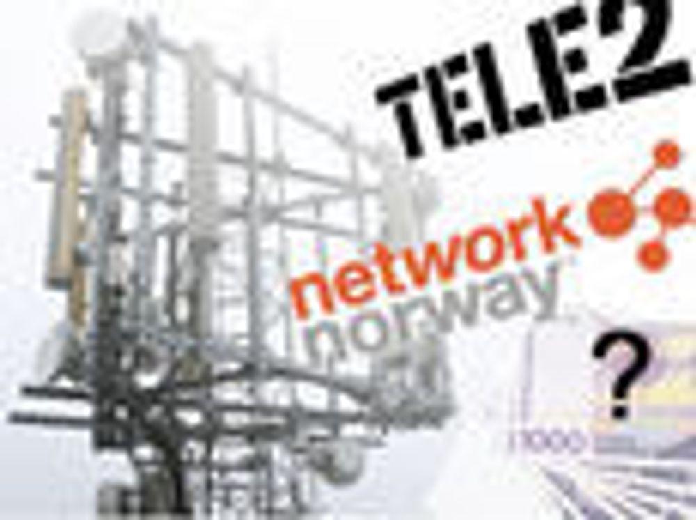 Presser Telenor med nytt norsk mobilnett