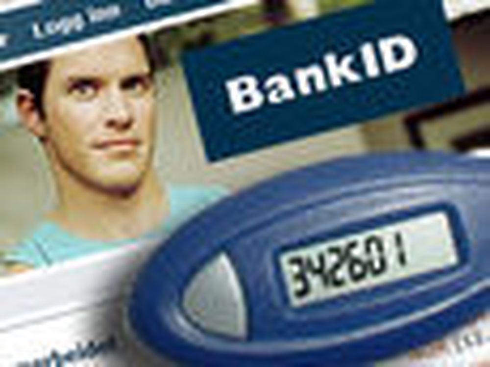 Forlik berger BankID
