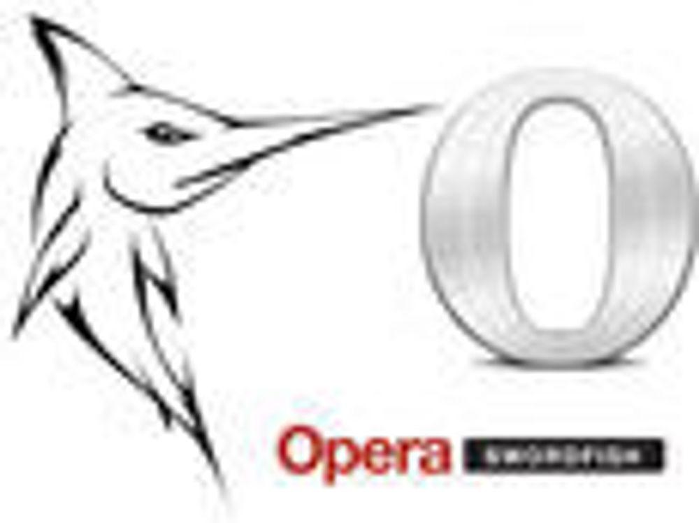 Prøv ny funksjonalitet med Opera Next