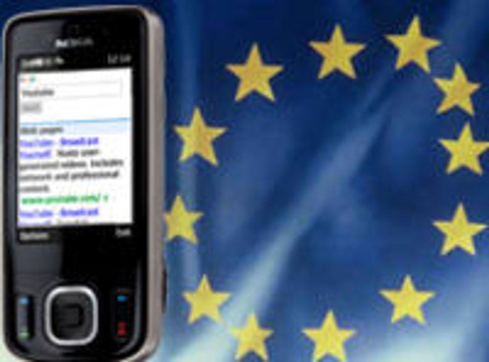 Rimeligere mobilbruk etter EU-regulering