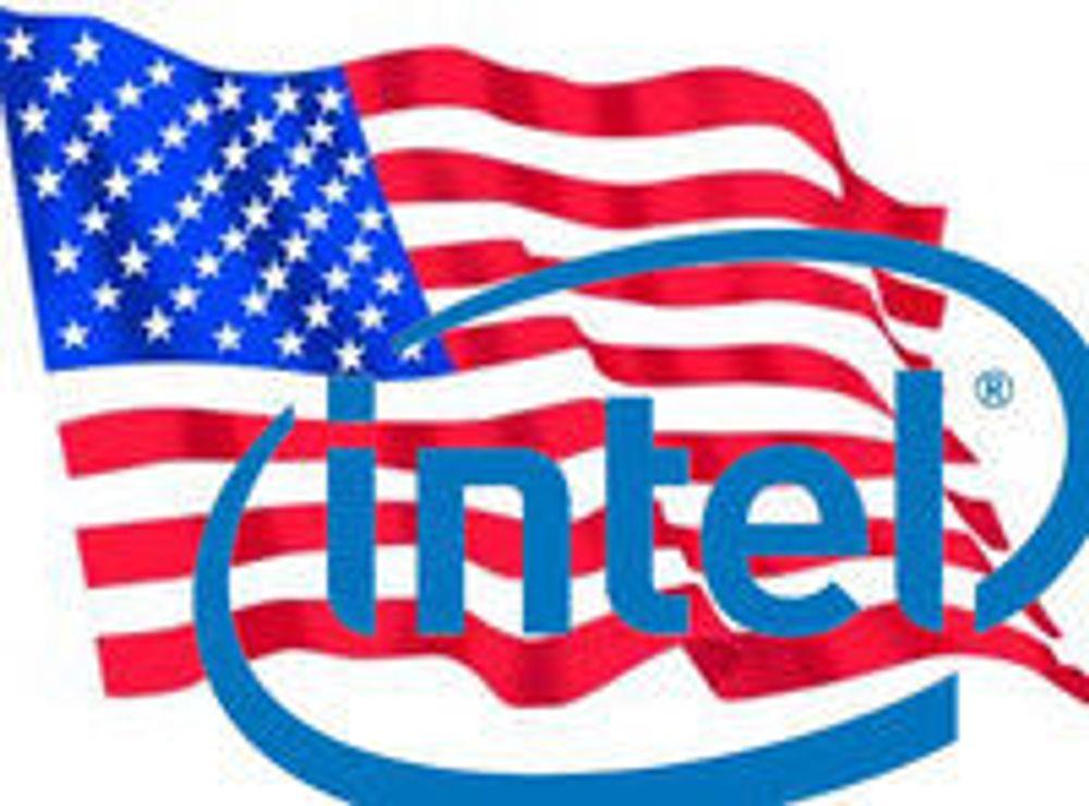 Intel: Nytt milliardfond forbeholdes USA