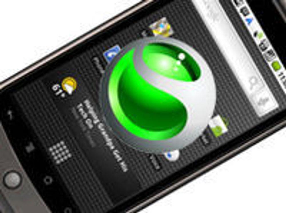 Sony Ericsson var Googles førstevalg