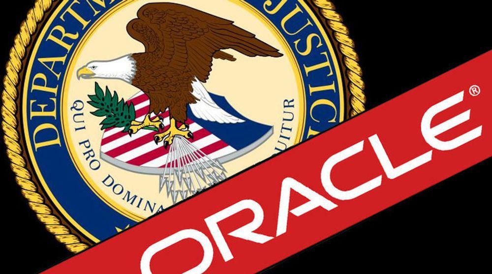 Oracle må betale tilbake en milliard