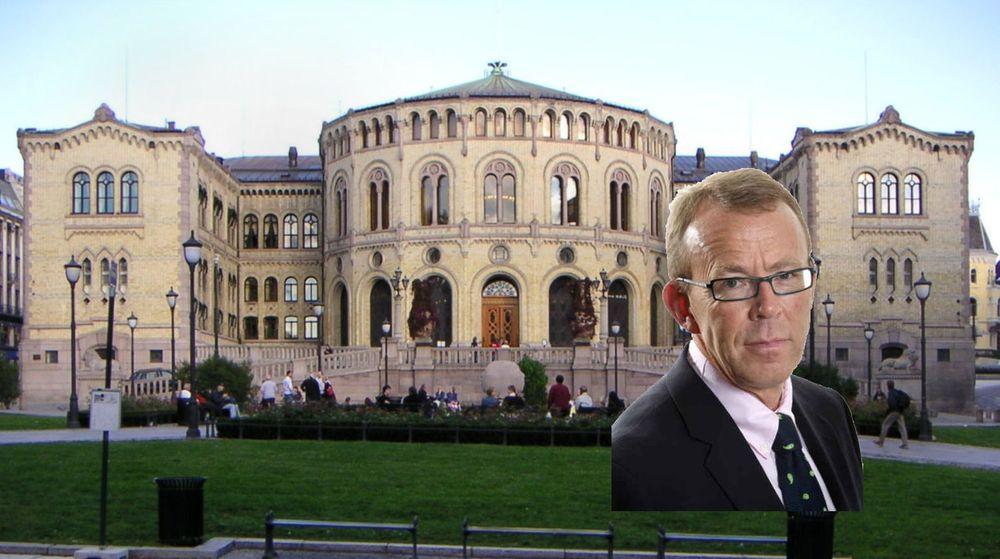 IKT-Norges leder, Per Morten Hoff, er kritisk til statsbudsjettet for 2012 som ble lagt frem for Stortinget torsdag.