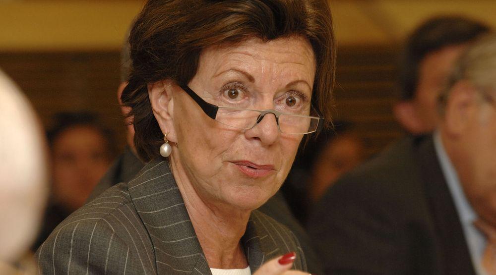EU-kommissær Neelie Kroes, kjent fra monopolsaken mot Microsoft, leder EUs satsing på Den digitale agenda.