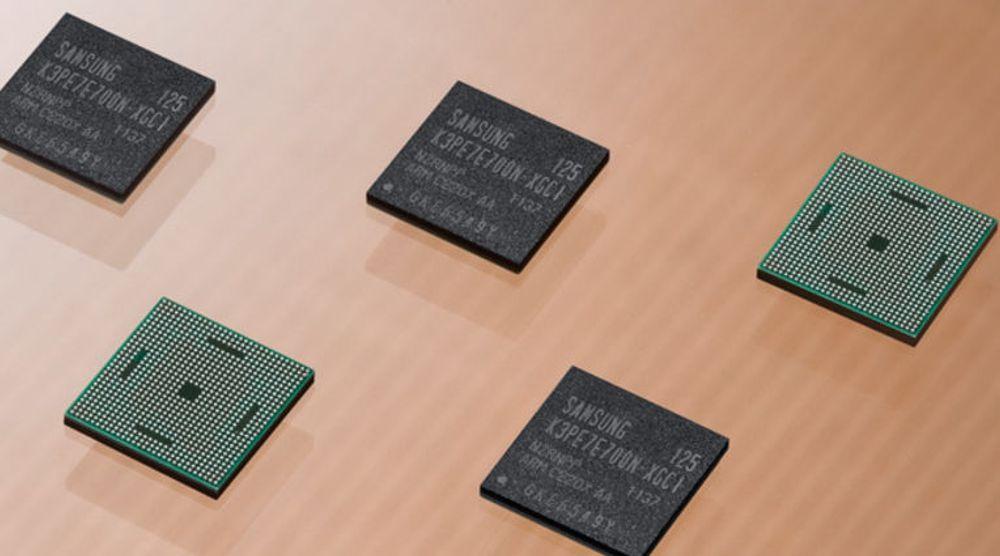 Brikkesettet Samsung Exynos 4212 kan dukke opp i avanserte smartmobiler i 2012.