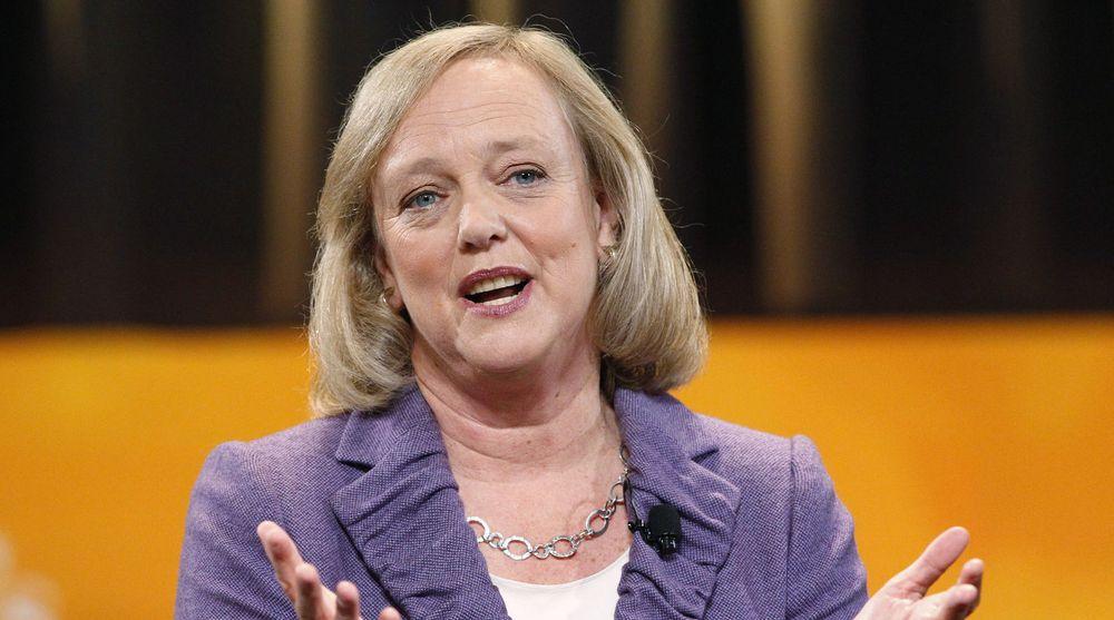 HPs nye toppsjef, Meg Whitman, har helt andre lønnsbetingelser enn sin forgjenger.