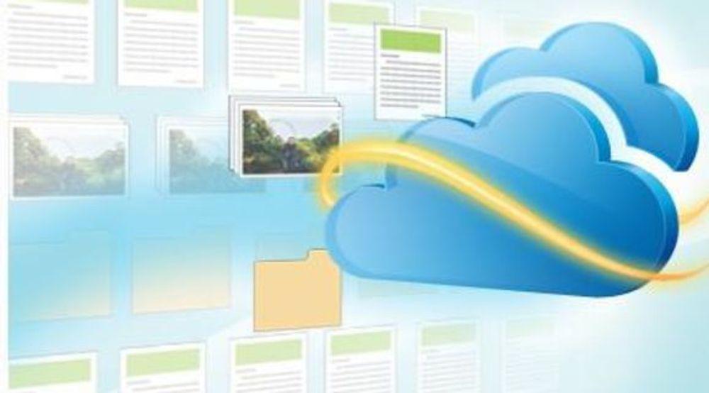 Microsoft åpner Skydrive for utviklere