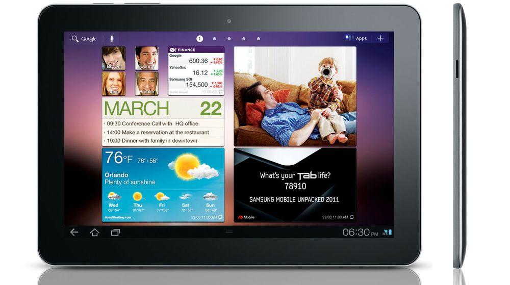 Avgjørelsen i Australia innebærer at Galaxy Tab 10.1 når landets butikkhyller innen juleinnspurten.
