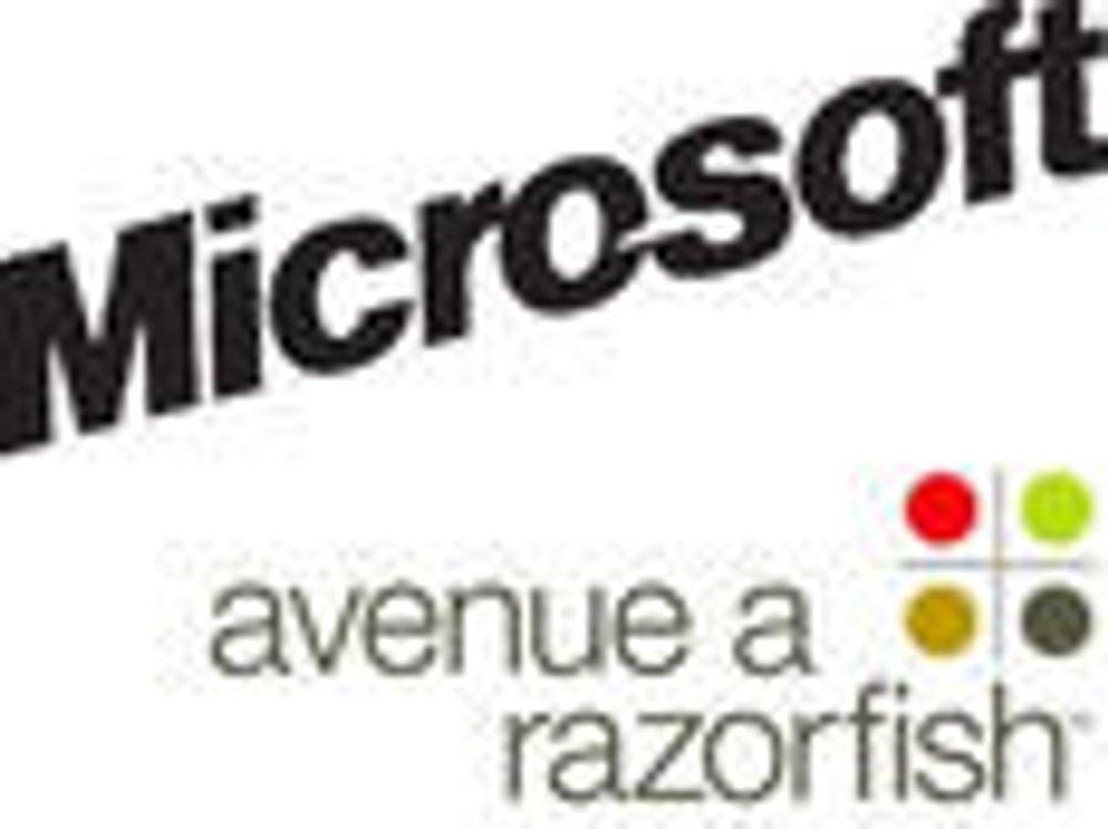 Microsoft selger Razorfish