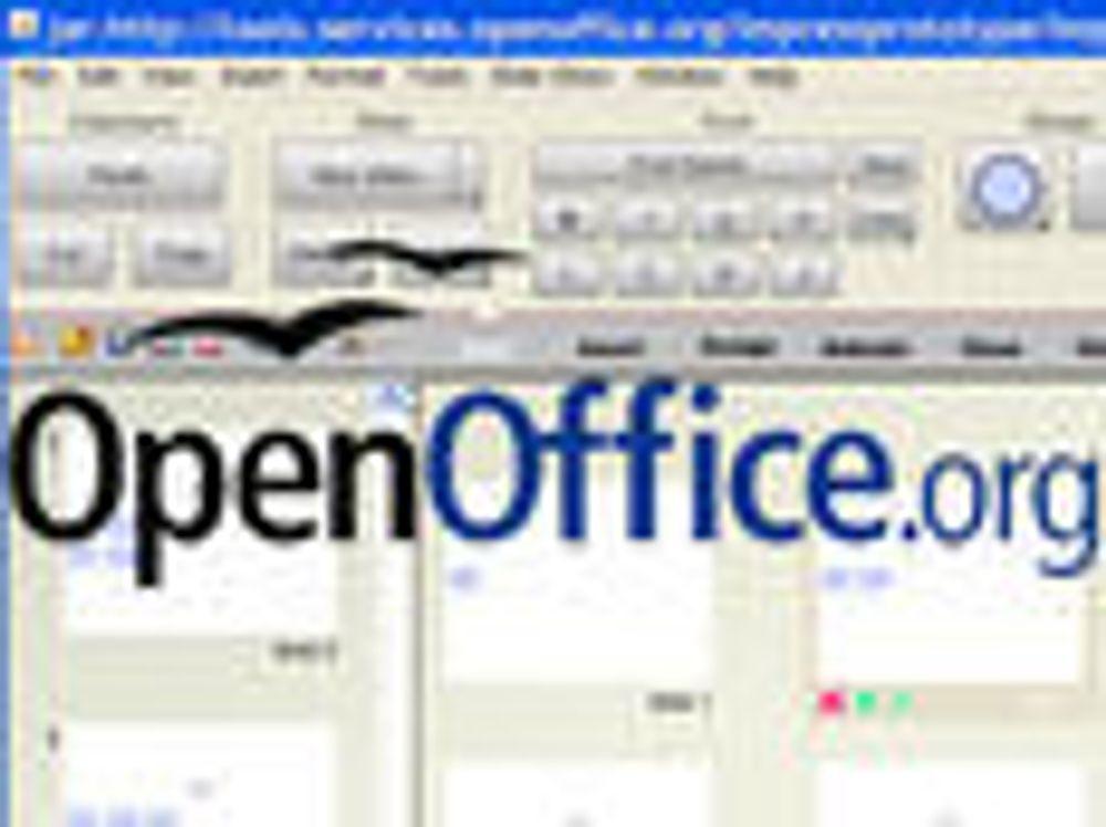 Heftig debatt om ny OpenOffice-design