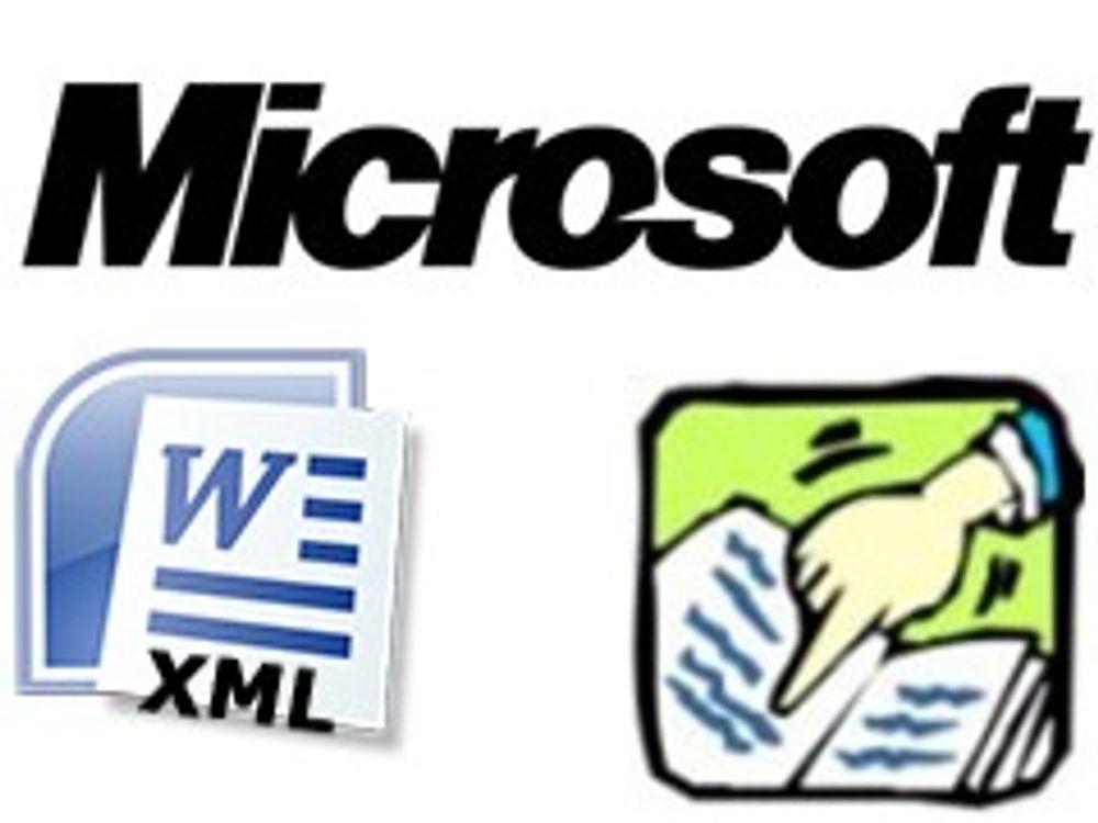 Microsoft fikk innvilget Office-relatert patent
