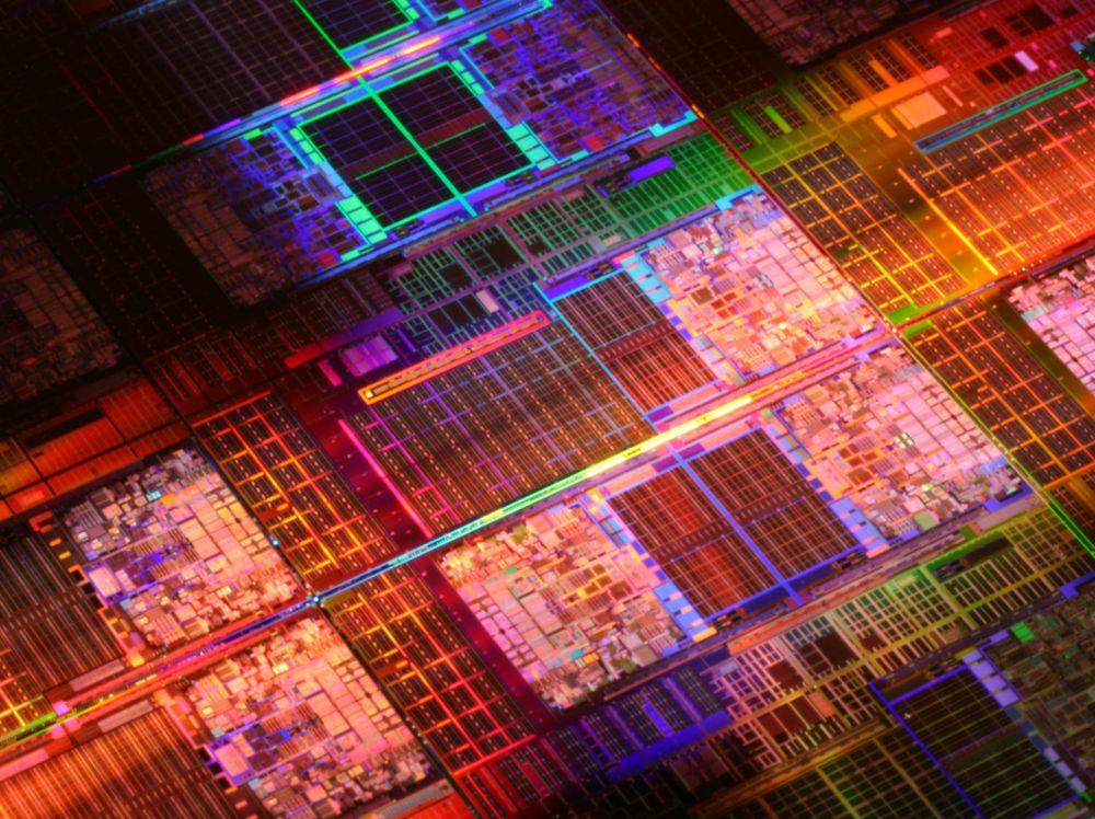 Intel vinner i voksende prosessormarked