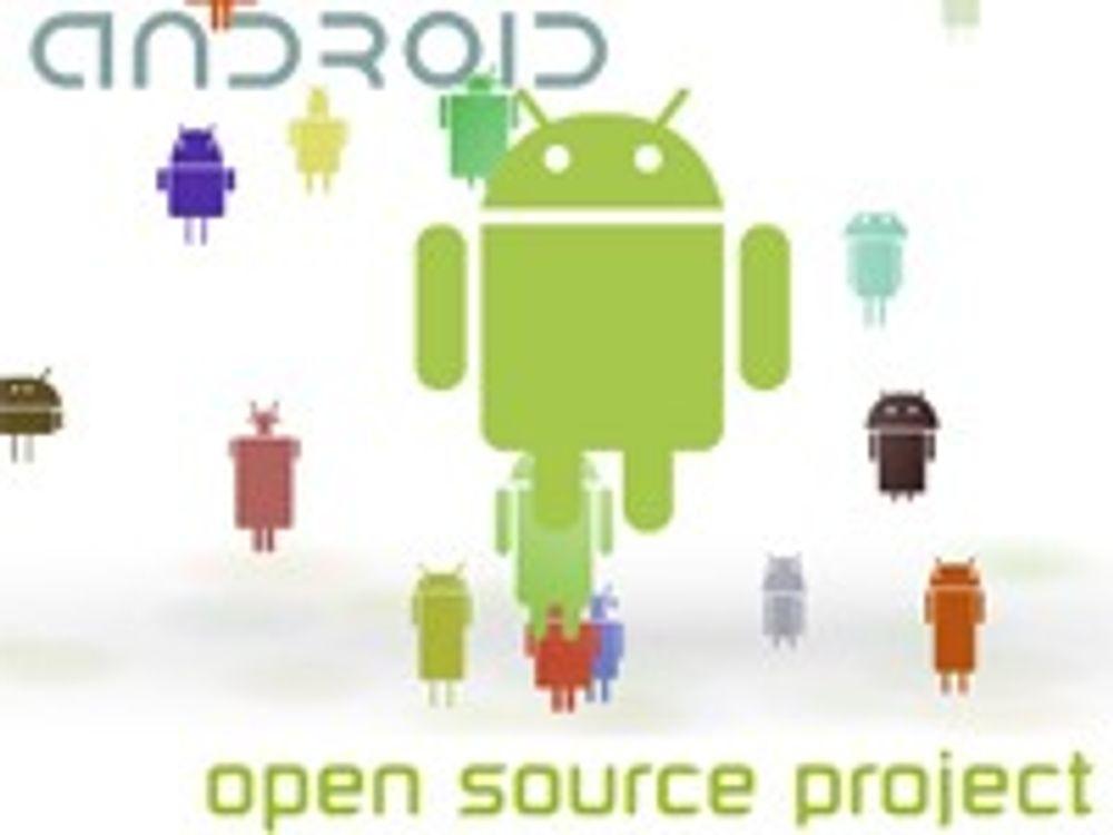 Android på vei inn i TV-en