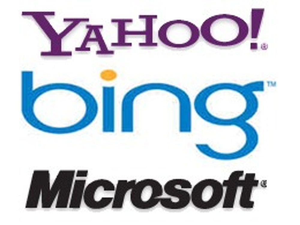Microsoft og Yahoo vil endre søkelandskapet