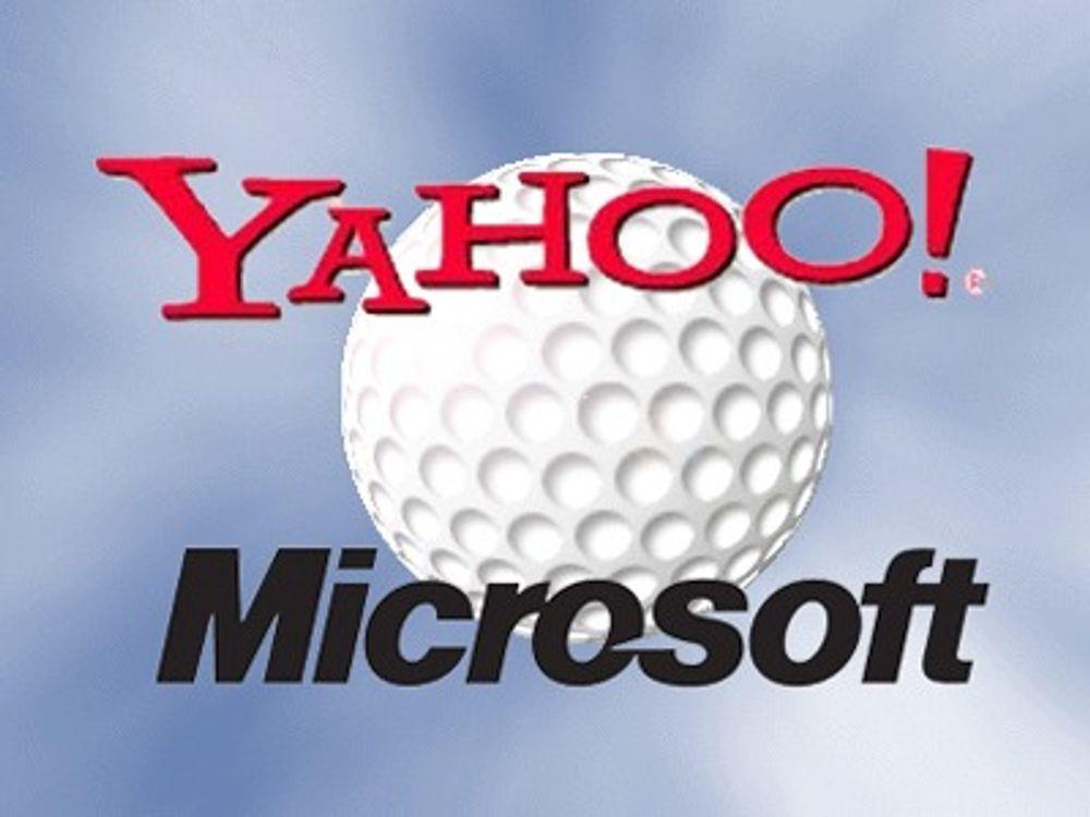 Microsoft og Yahoo klare for partnerskap