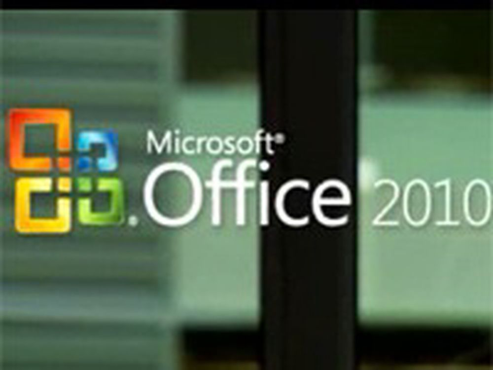 Office 2010 kan åpne filer i en «sandkasse»