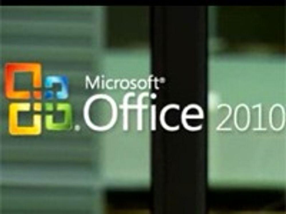 Office 2010 kan åpne filer i en «sandkasse»