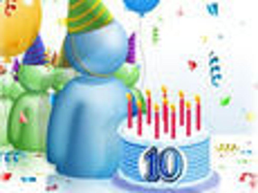Microsofts Messenger er 10 år