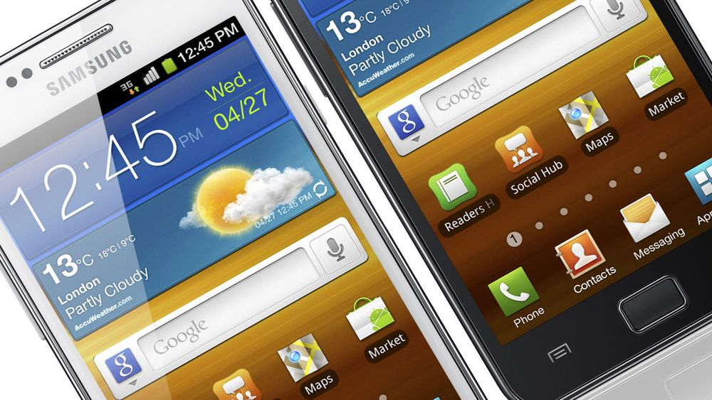 Samsungs storselger Galaxy S2 har tatt markedet med storm. I Kina er den sør-koreanske produsenten nå den største aktøren - langt før Apples iPhone.