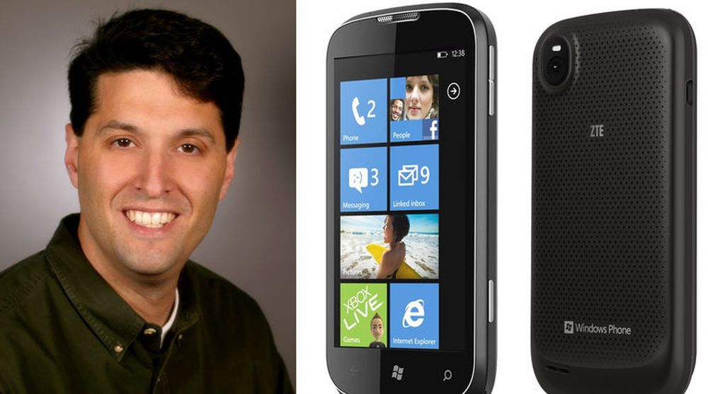 Terry Myerson er sjef for Microsoft mobilvirksomhet.