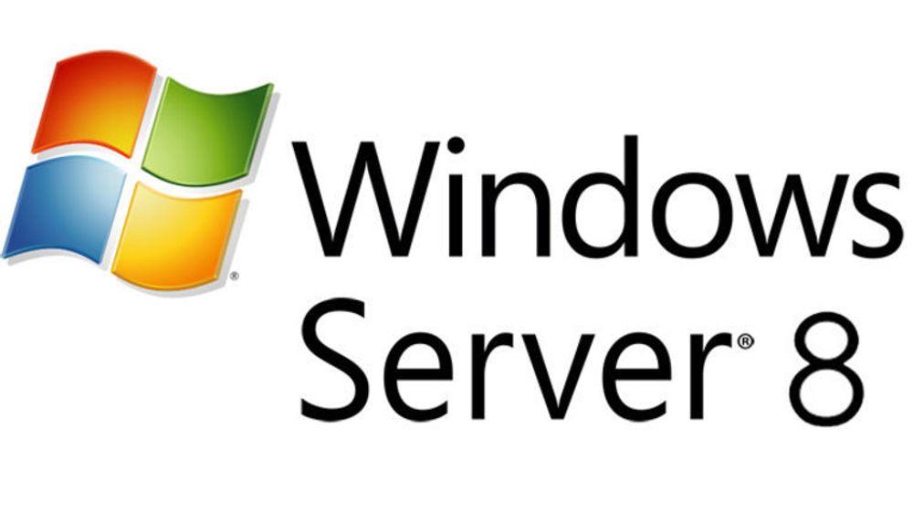 """Det er ikke sikkert at neste Windows Server-utgave vil hete """"Windows Server 8"""". Det dreier seg forsatt om en kodenavn."""