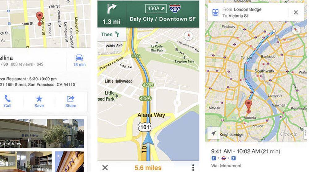 Etter flere måneders ventetid, er Google Maps nå tilbake i iOS, som en applikasjon fra Google selv.