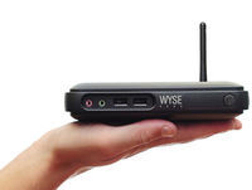 Wyse Xenith tilbyr fullverdig pc-opplevelse mot virtuell arbeidsflate i Citrix-miljø, ved å utnytte HDX-løsningen for høyoppløselig grafikk og avansert multimedia.