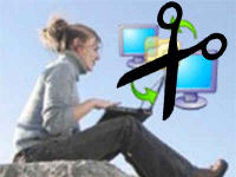 Ber om rett til å nappe nettet