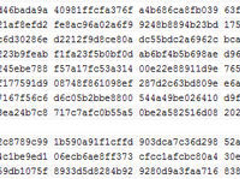 HDCP-algoritme tilgjengelig som friprog
