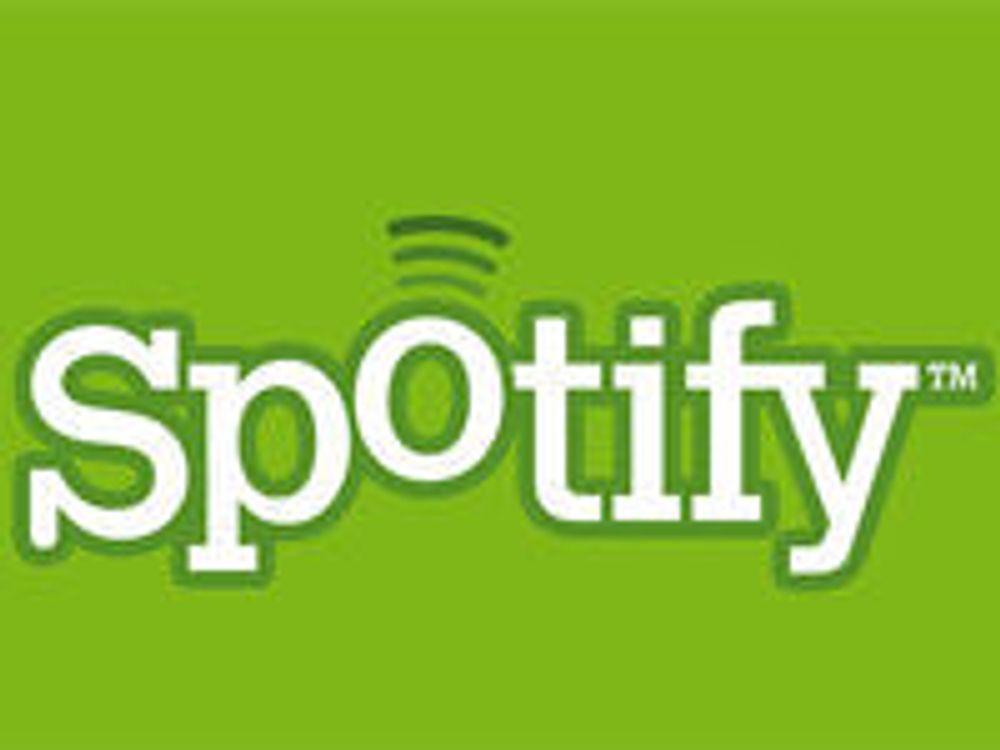 En million nordmenn bruker Spotify
