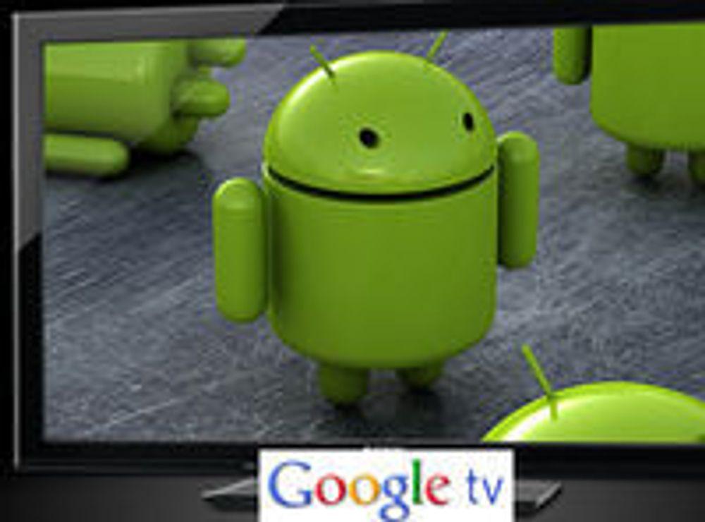 Dusør for å hacke Google TV