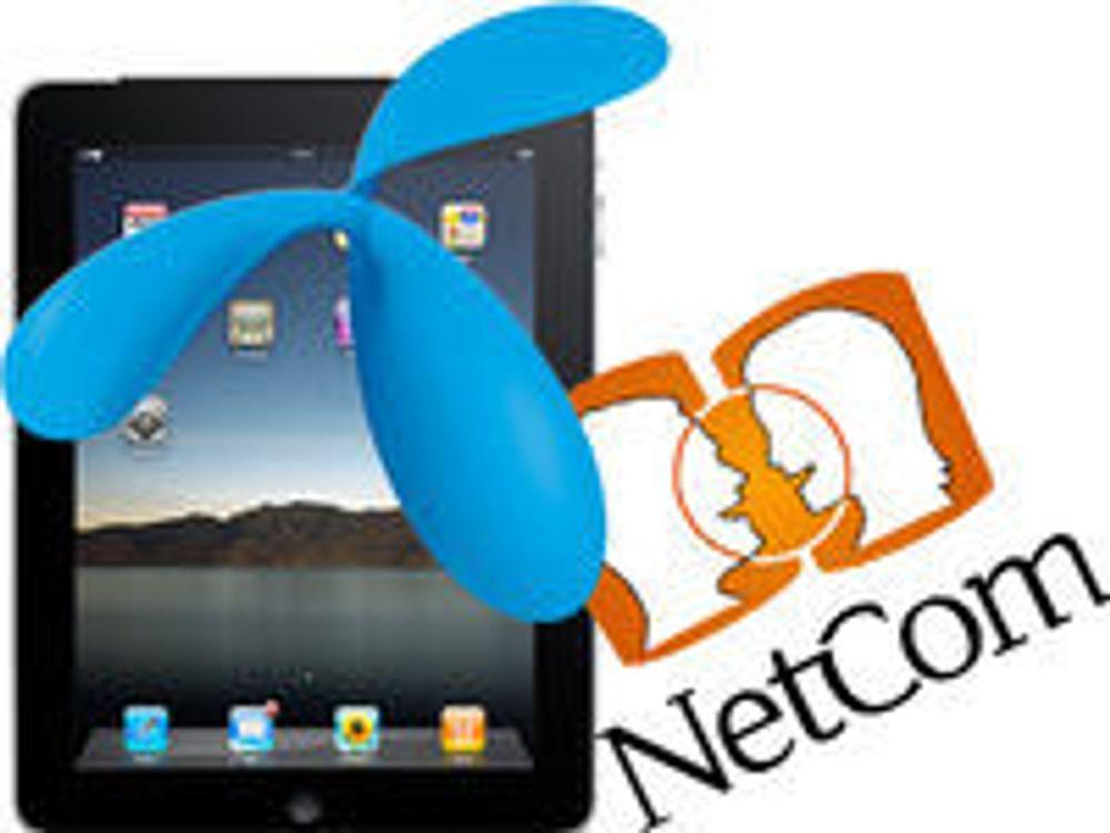 Flere mobilabonnement for iPad