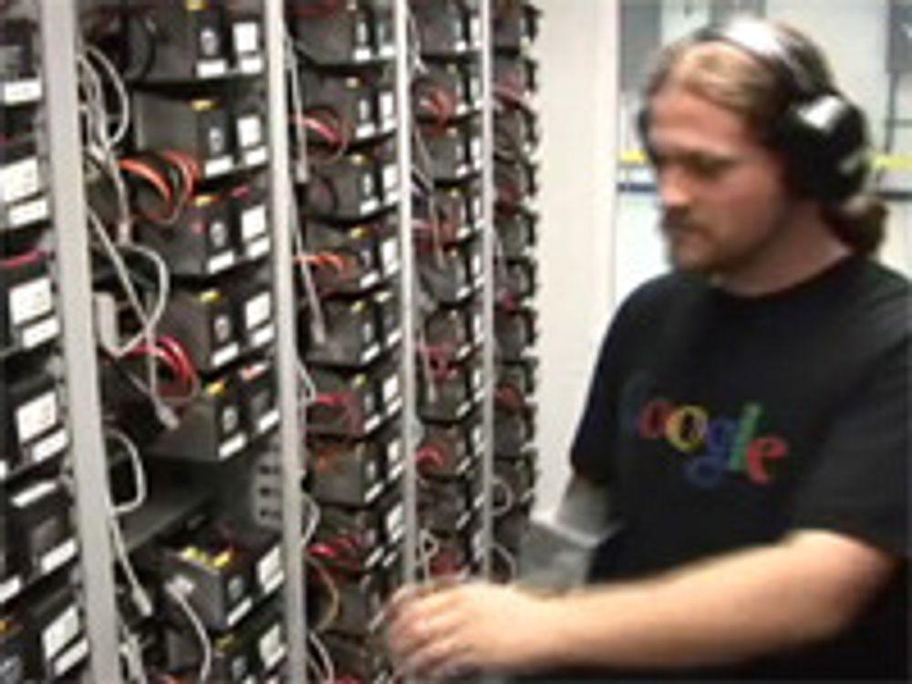 Slik er Googles «containerhangar»