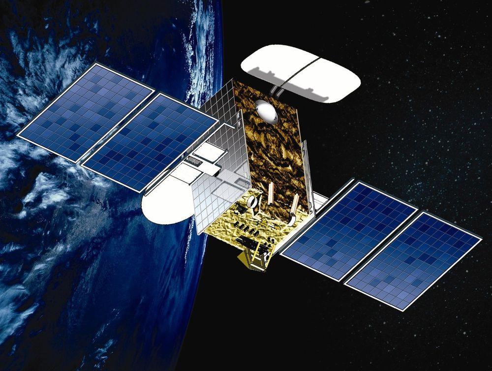 Hylas-1 vil kunne tilby 350.000 abonnenter bredbånd i opptil 10 megabit per sekund.