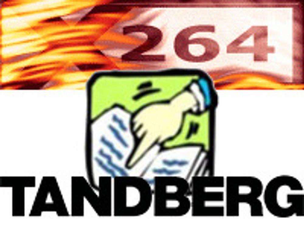 Anklager Tandberg for video-patentjuks