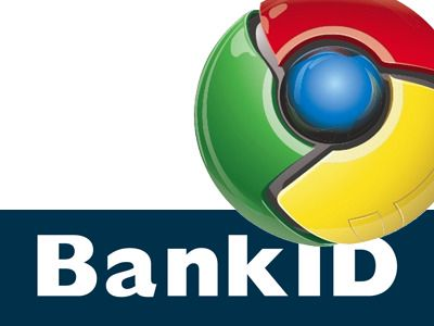 BankID fikset for Chrome