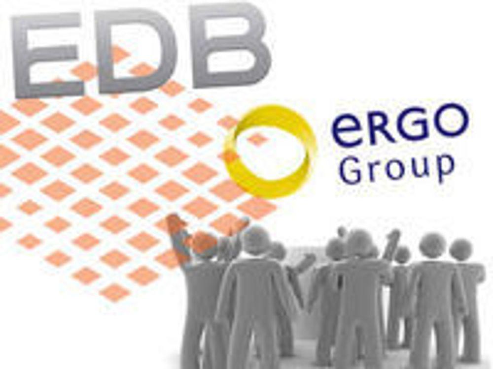 EDB ErgoGroup vedtar emisjon