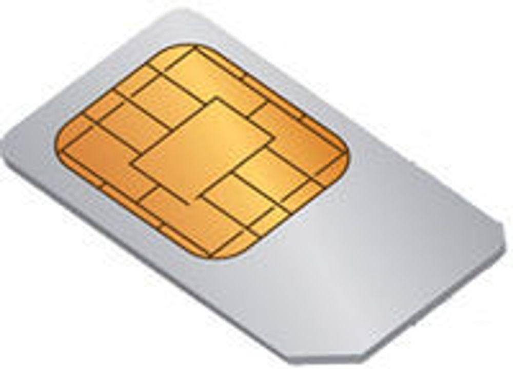 Skal lage SIM-kort som kan fjernaktiveres