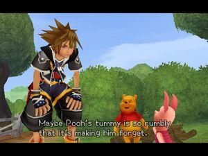 Denne gjengen blir å se i HD. Bildet er fra den vanlige utgaven av Kingdom Hearts II.