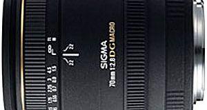 70mm F2.8 makro fra Sigma